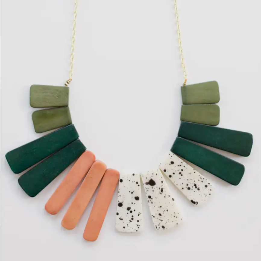 Color Study Necklace