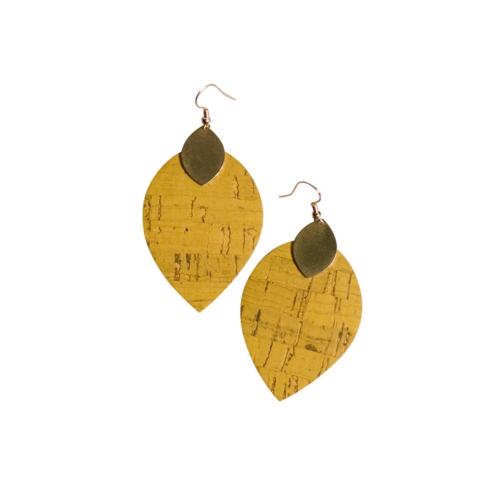 Cora Earring - Maize