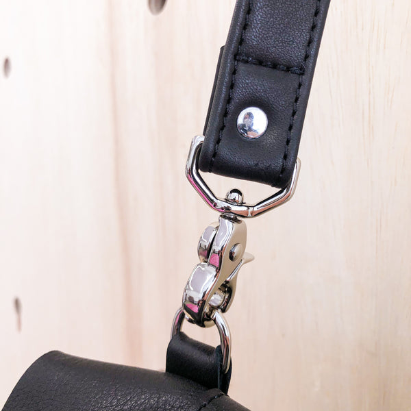 Add-on crossbody strap