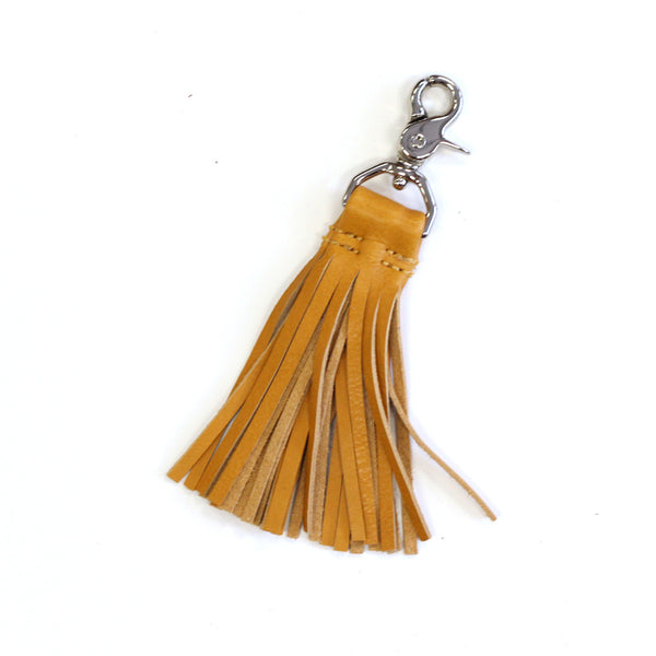 Leather Tassel.