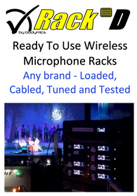 Racked up Wireless Systems
