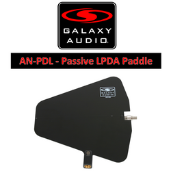 Galaxy Audio Wireless ANT-PDL Passive LPDA Paddle Antenna Each
