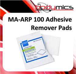 a. Adhesive Removal Pads - Box of 100 Wipes MA-ARP Cleaning Agent