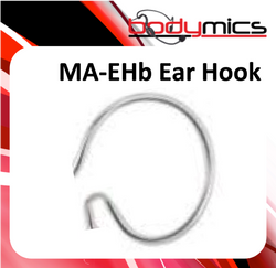 Ear Rig Form -  Black or Cream for lavaliers - 1, 4, 10packs MA-EHc MA-EHb