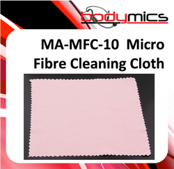"a. Micro-Fibre Cleaning Cloths - Pack of 10 ~6x6"" - MA-MFC-10 Cleaning Agent"
