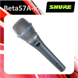 Shure Beta 87A Handheld Vocal Microphone