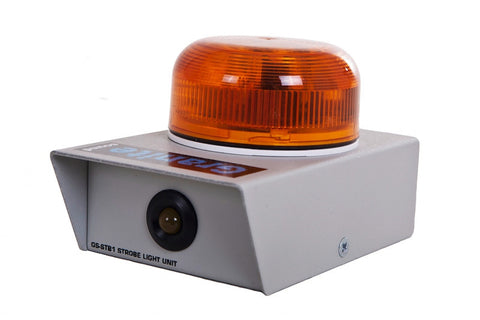 Partyline Intercom Amber Strobe Signal Light - Granite Sound STB-A