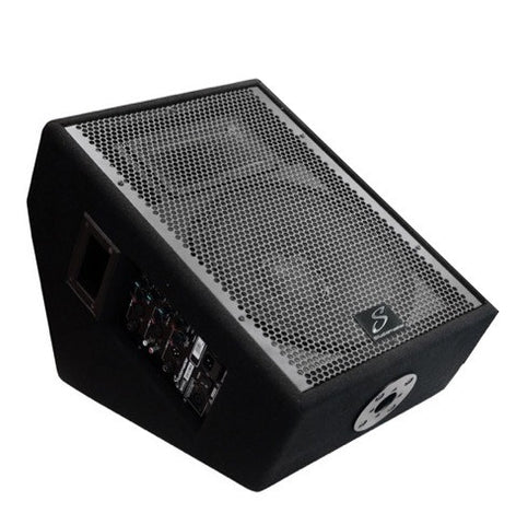 "Studiomaster GX12M - 200w 2 way 12"" wedge passive speaker box"