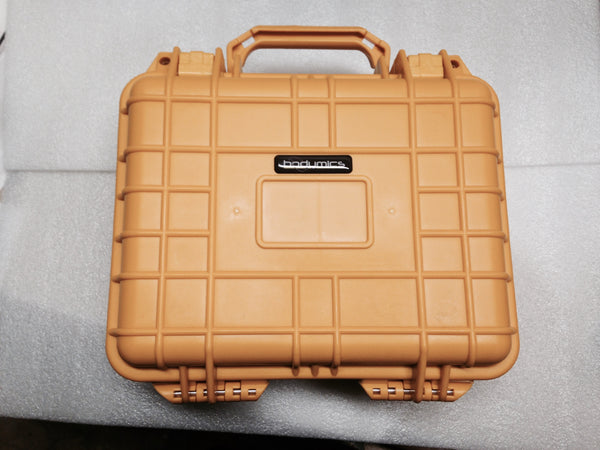 TMS-12 Storage Case - Yellow 12 mic