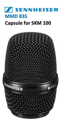 Sennheiser MMD 835 Interchangeable Cardioid Capsule for Sennehiser Wireless Systems