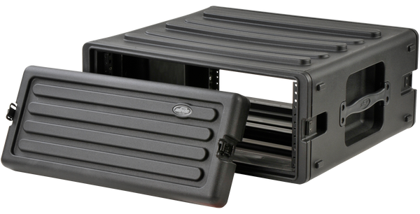 "4u ABS Rack SKB-R4U - 17.6"" Rail to Rail 24"" overall (RCS)"