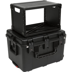 SKB 3i-2317M146 ABS weatherproof 6u Rack in Case