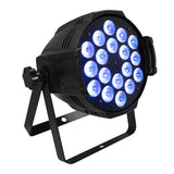 Lighting wash - 144w 18x RGBW LED Fixture 4 or 8 DMX channels  40degree SLP144-RGBW