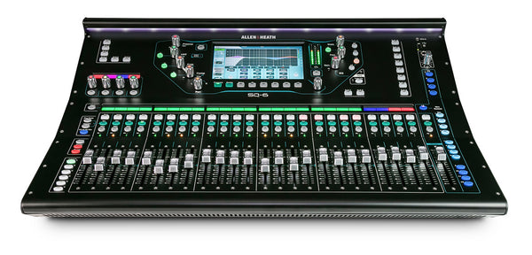 SQ6 Allen & Heath 24/48 Digital Mixer