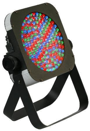 "Lighting LED Slim Par""56"" - 150 10mm LED - up to 8 DMX channels - SLP20-RGB"