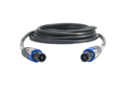SpeakOn Speaker Cable - Premium 2 core 16g or 14g 3ft to 100ft (Cable Speaker)