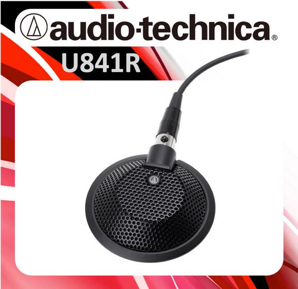 Audio-Technica U841R Omnidirectional Condenser Boundary Microphone