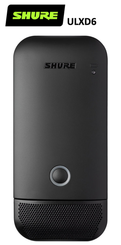 Shure ULXD6 - Boundary Mic Transmitter for Shure QLXD & ULXD Wireless System