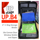 e. Mic Storage Solution Bodypacks &/or Mics -  UPstage UP.B4
