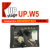 "UPstage UP.W5 3/16"" Hairline Wig Mic Kit for Theatre - most brands - great value"