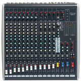 C6XS-16 - Studiomaster 10 mic channels(8 with Compressors), 2 stereo, USB