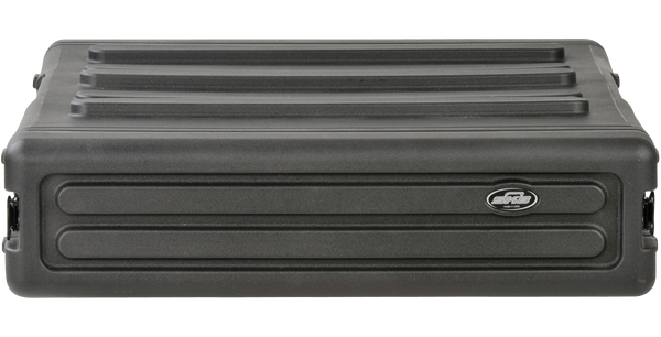 "2u ABS Rack - SKB-R2U- 2u ABS - 17.6"" Rail to Rail 24"" overall (RCS)"