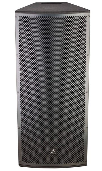 "Studiomaster TRX215A 2x 15"" 2 way Pro Active Speaker - 500w 126dB max SPL"