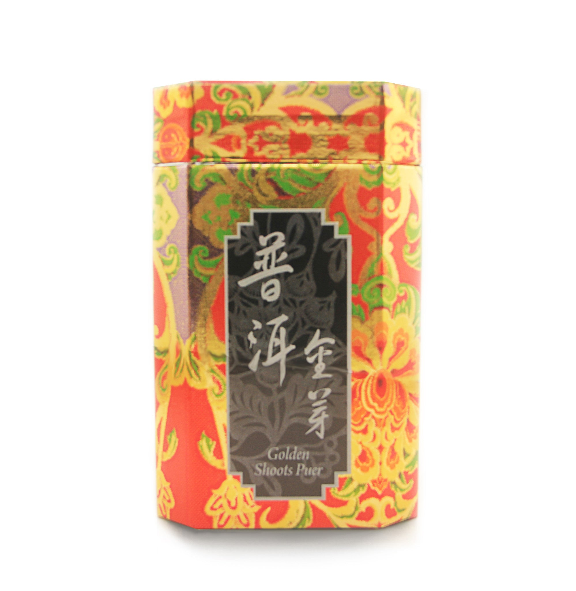 '00 Golden Shoot Pu-er (普洱金芽)