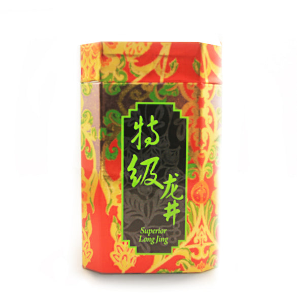 Superior Long Jing (特级龙井)New Tea 2017