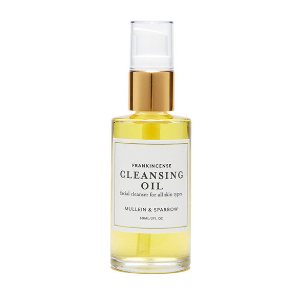Mullein & Sparrow Cleansing OIl