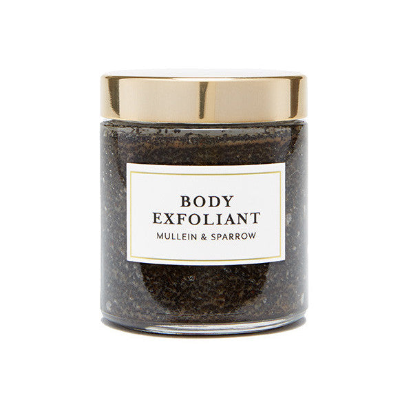 Mullein & Sparrow Coffee Body Exfoliant