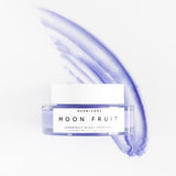 Herbivore Botanicals MOON FRUIT Superfruit Night Treatment smear