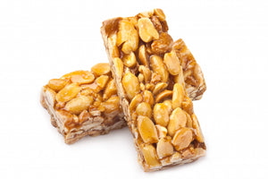 Gluten Free Mixed Nut Bars