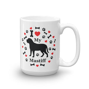 I love my Mastiff 15oz Coffee Mug