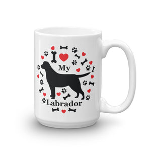 I love my Laborador 15oz Coffee Mug