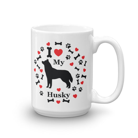 I love my Husky 15oz Coffee Mug