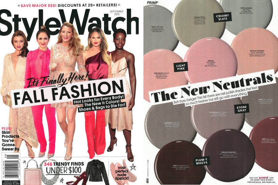 StyleWatch - September 2016