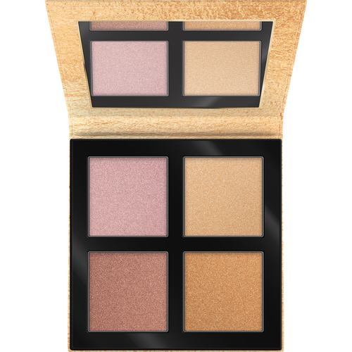 #DDACA9;#EDB584;#E19D82;#DD986A / 10|highlighter reload / vegan, paraben-free, cruelty-free
