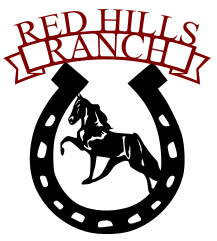 "36"" Red Hills Ranch Sign"