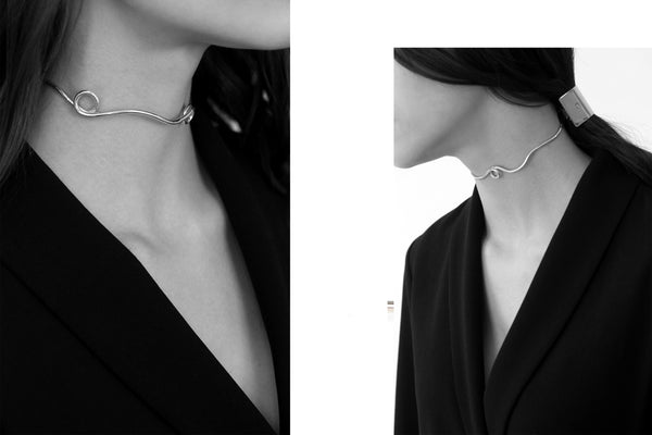 THE MAKING OF: The Ansa Choker