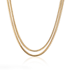 Priya Double Strand Necklace