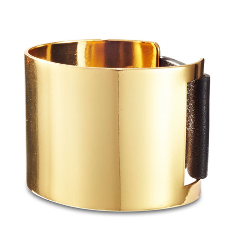 THE Cuff by Jenny Bird in High Polish Gold