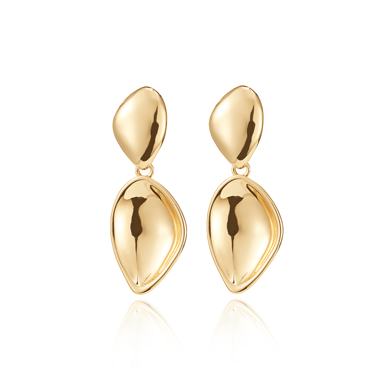 Doré Detachable Drop Earrings
