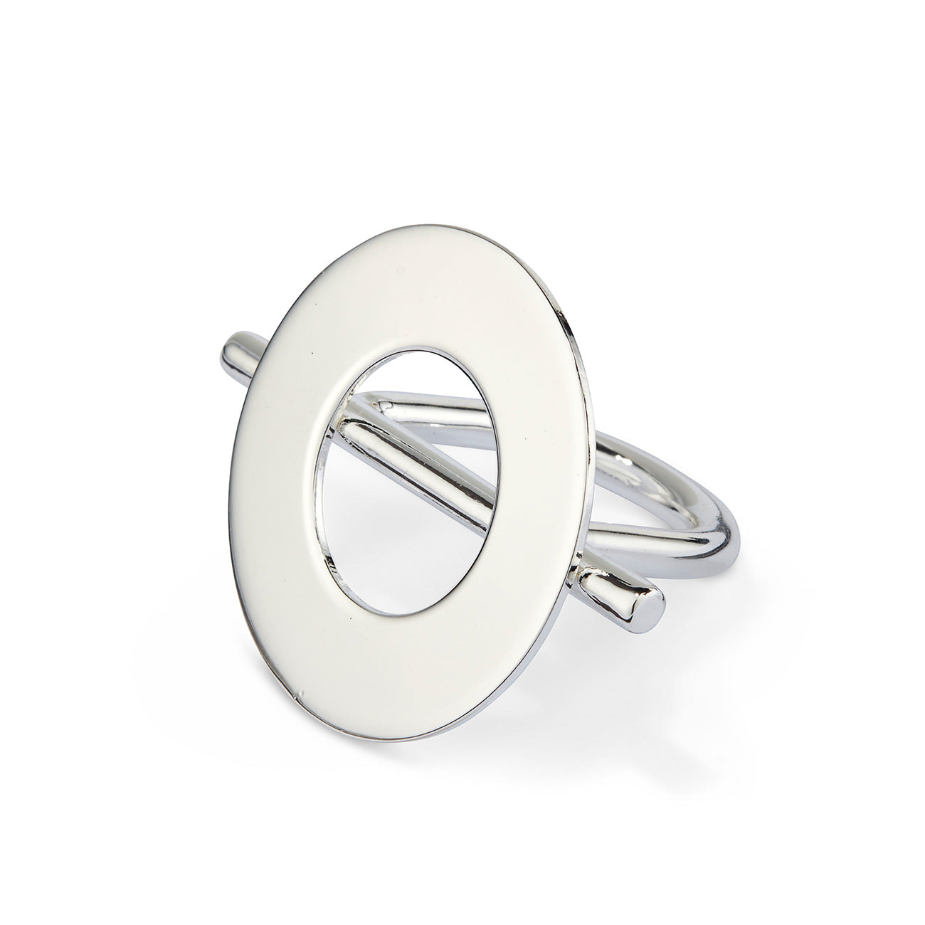 Rhye Ring by Jenny Bird in Silver