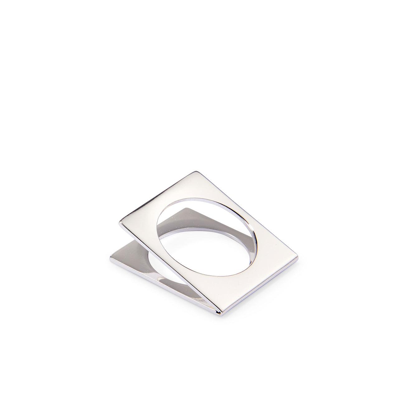 ForTheLove Ring by Jenny Bird in Silver