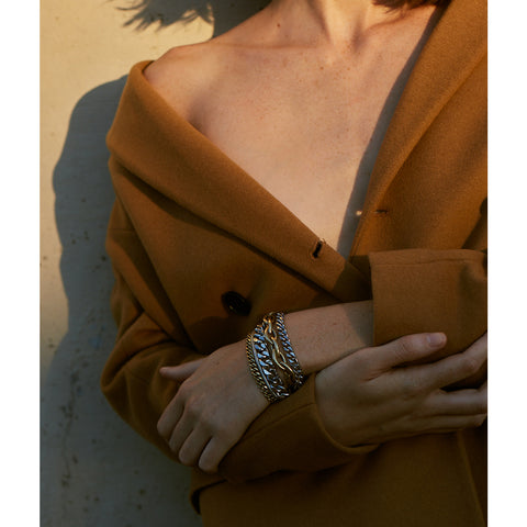 The Marra Cuff by Jenny Bird