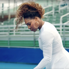 Serena Williams in Faye Knockers - Large by Jenny Bird