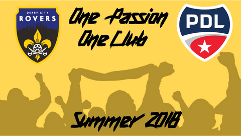 2018 PDL Season Pass