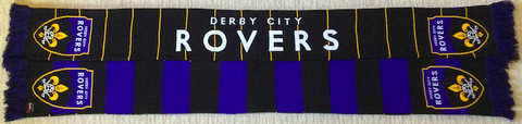 Derby City Rovers Supporter Scarf