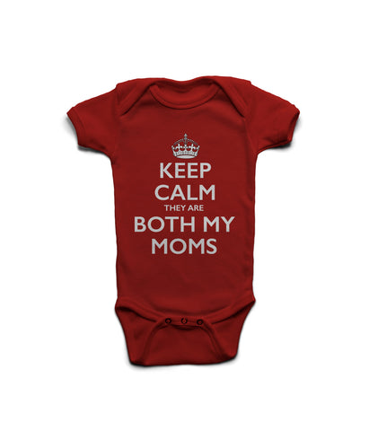 Keep Calm - Moms - Gayby Apparel